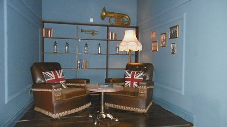 And the new Copas Bar at Mannings Amusements, Felixstowe