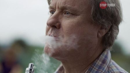 The new Stoptober ad was filmed in Suffolk