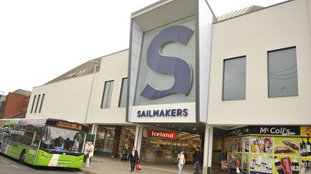 Sailmakers is hosting the event. Picture: SU ANDERSON