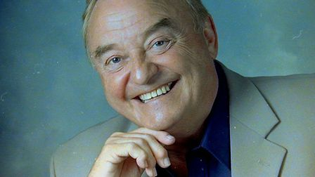 Gerry Marsden, taking part in his last Sixties Gold Tour. Photo: Contributed
