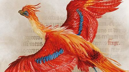 An exhibition from the British Library's Harry Potter display will be coming to libraries in Suffolk