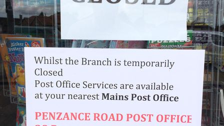 Heath News on Heath Road has remained closed since June. Picture: GREGG BROWN