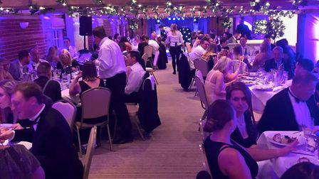 125 people attended the Macmillan ball. Picture: CONTRIBUTED