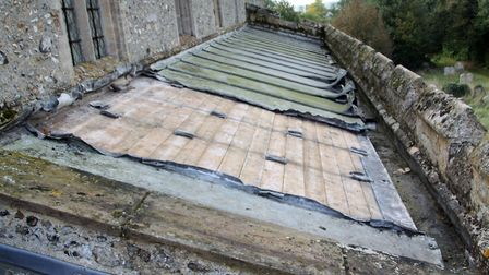 Other churches in Suffolk have battled lead theft. Picture: CONTRIBUTED