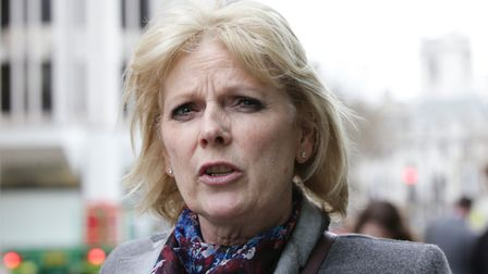 Anna Soubry MP. Photograph: Yui Mok/PA Wire/PA Images.