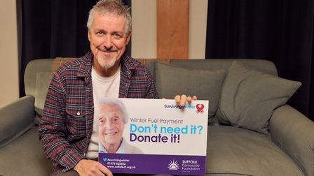 Griff Rhys Jones has voiced his support for the Surviving Winter Campaign
