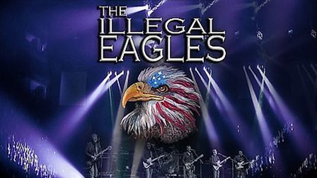 The Illegal Eagles performed at the Ipswich Regent. Picture: CONTRIBUTED
