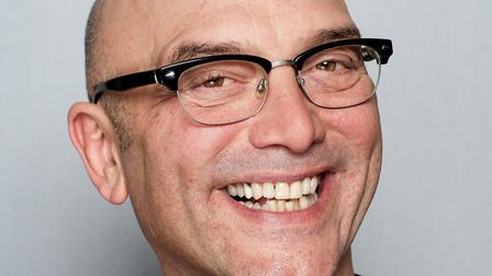 Gregg Wallace is bringing his Gregg On Food tour to Ipswich in January. Picture: CHARLOTTE KNEE
