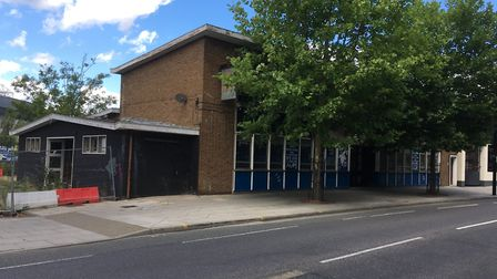 The Drum and Monkey is set to be demolished and replaced by a temporary car park. Picture: PAUL GEAT