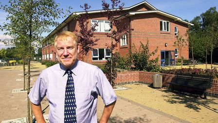 George Thomas, former Piper's Vale governor and Kesgrave High School head said Pper's Vale had been