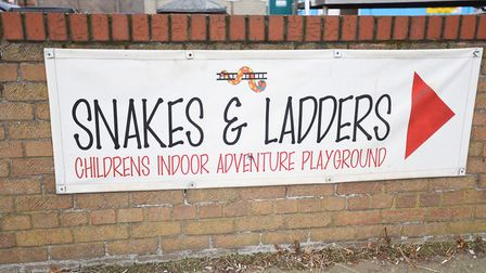 Snakes and Ladders Play Centre is due to close next month. Picture: GREGG BROWN