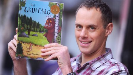 James Powell from Suffolk Libraries has said the scheme is helping readers. Picture: GREGG BROWN