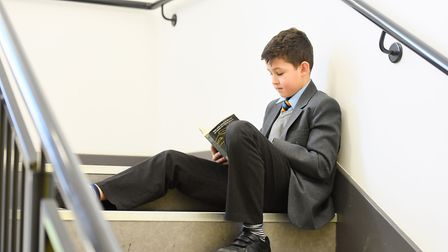 Chantry Academy's Drop Everything and Read (DEAR) where the whole school (including staff) drop wha