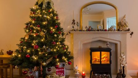 When is the right time to put up your Christmas decorations? Picture: GETTY IMAGES/ISTOCKPHOTO