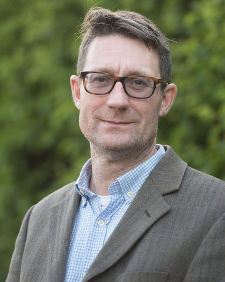 Dr Paul Driscoll, Suffolk GP Federation medical director. Picture: CONTRIBUTED