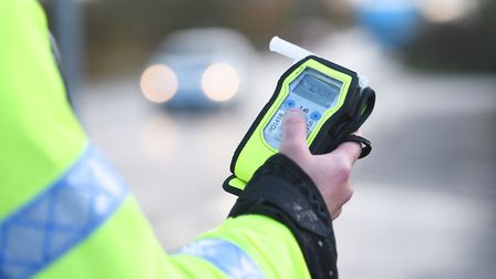 Drink-drive Christmas clampdown by police in Ipswich. Picture: GREGG BROWN