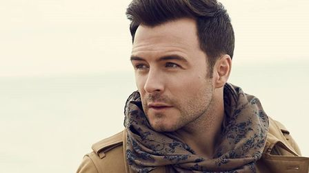 Former Westlife singer Shane Filan is coming to the Ipswich Regent in 2018. Photo: Contributed