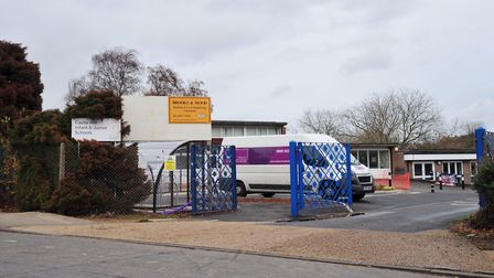 Castle Hill Junior School (and Castle Hill Infant School) in Ipswich, run by Bright Tribe Trust. The