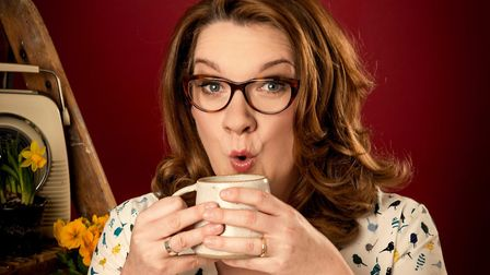 Sarah Millican will be visiting Ipswich next year. Picture: Contributed