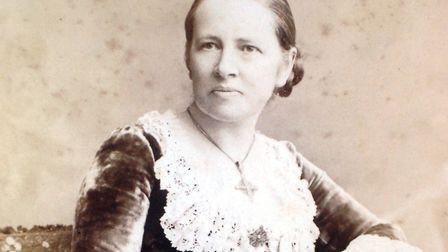Her work would live for ever in the memory of mankind - Dr Elizabeth Garrett Anderson. Picture: AR