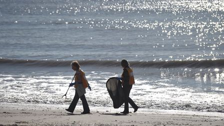 A survey by the Marine Conservation Society has revealed a 13% increase in litter dropped on England