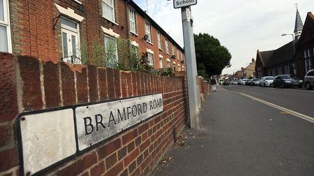 Stock image of Bramford Road. Picture: PHIL MORLEY