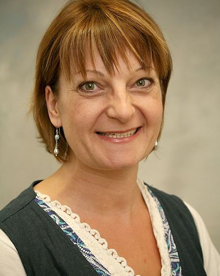 Tina Bourne, of Colchester Borough Council. Picture: CONTRIBUTED