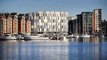 Ipswich Waterfront has been hailed as one of Ipswich's positive contributions to becoming a city. Pi