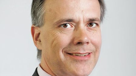 Paul West urged people to be positive over the city bid. Picture: ARCHANT