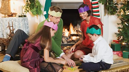 What board game will you be playing at Christmas. PICTURE: Getty Images/Image Source