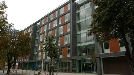Councillors will discuss the purchases at a meeting a Grafton House on Tuesday, Picture: ARCHANT