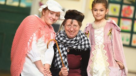 Ranelagh Primary School headteacher Miss Ekins is retiring from Christmas after 12 years at the helm