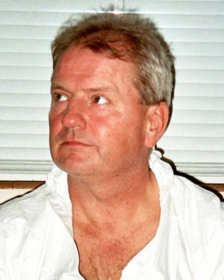 Steve Wright, who was convicted at Ipswich Crown Court of murdering five women. Picture:: SUFFOLK PO