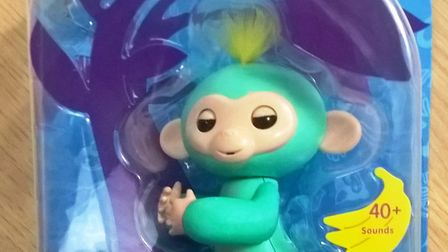 Suffolk County Council has warned people to beware of fake Fingerlings, Picture: SUFFOLK COUNTY COUN