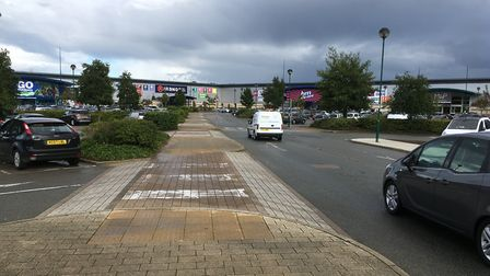 Ipswich Borough Assets have bought the Anglia Retail Park. Picture: PAUL GEATER
