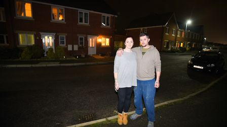 Two cars have been stolen from Gareth and Michelle Keeble. Picture: ARCHANT