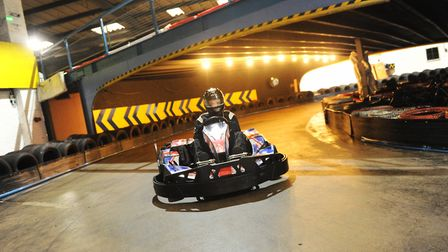 Learn a new skill as you race around the tracks. Picture: CONTRIBUTED