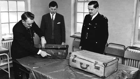 Bernard Oliver's dismembered body was found in two suitcases in 1967. Picture: ARCHANT ARCHIVE