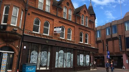 The former Grimwades store is set to be the new home of Pret A Manger. Picture: PAUL GEATER