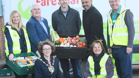 FareShare East Anglia is launching in Ipswich. Picture: GREGG BROWN