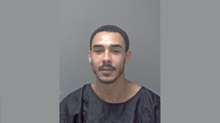 Jermaine O'Connor, who has been jailed for a number of offences, including putting petrol through hi