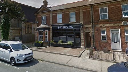 Forty 7 hairdressers in Orwell Road, Felixstowe. Picture: GOOGLE MAPS