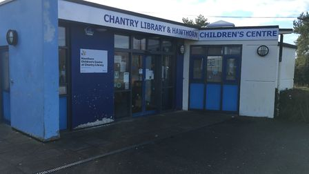 Chantry Library, in Hawthorn Drive, will be temporarily closed on Sundays. Picture: ARCHANT