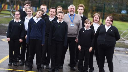 Stone Lodge Academy in Ipswich has been awarded a 'good' Ofsted rating following its first inspectio