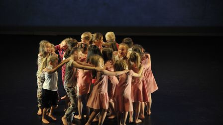 Take your little one to a DanceEast class. Picture: SARAH LUCY BROWN