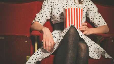 Grab some popcorn and head to the cinema. Picture: GETTY IMAGES/ISTOCKPHOTO