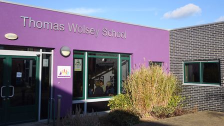Thomas Wolsey School in Ipswich has become an academy. Picture: GREGG BROWN