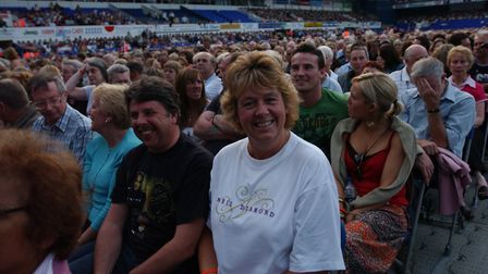 Can you see yourself or someone you know in the audience? Picture: JOHN KERR