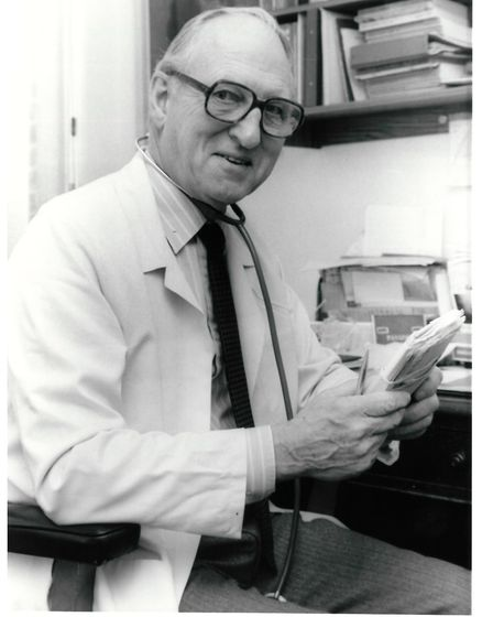 Dr David Robertson-Campbell. Picture: FAMILY CONTRIBUTED