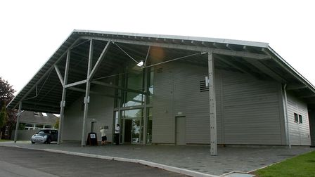 Trinity Park conference centre. Picture: CLIFFORD HICKS